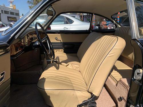 volkswagen karmann guia 1970 clásico impecable