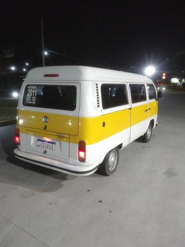 volkswagen kombi 1.4 escolar total flex 3p 2011