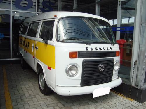 volkswagen kombi 1.4 escolar total flex 3p