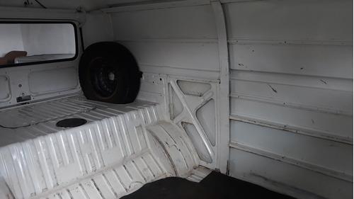 volkswagen kombi 1.4 furgao total flex 3p 2012