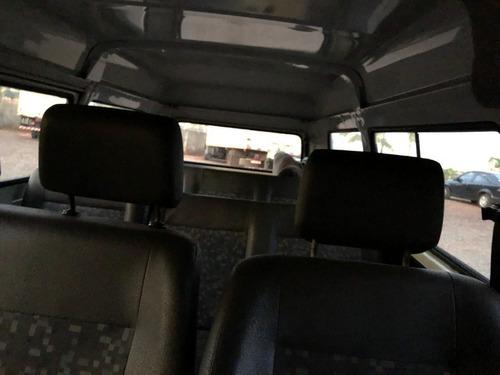 volkswagen kombi 1.4 lotação total flex 3p 2007