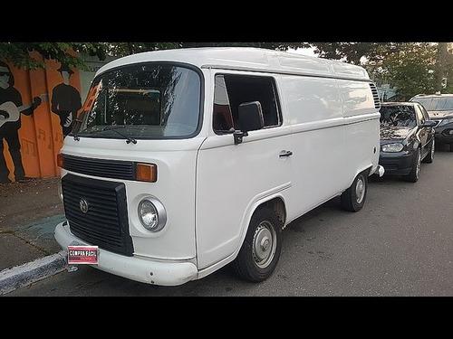 volkswagen kombi 1.4 mi furgão 8v 3p - aceito troca 2010