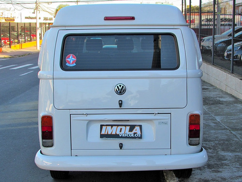 volkswagen kombi 1.4 mi std 8v flex 4p manual