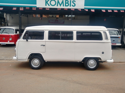 volkswagen kombi 1.4 standard total flex 3p 2008