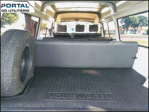 volkswagen kombi 1.4 standard total flex 3p -2011- ún dono !