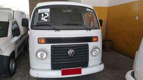 volkswagen kombi 1.4 total flex 3p  furgão - 2012- novissima