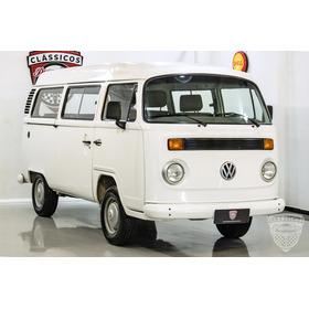 Volkswagen Kombi 1.6 2003 - Original - Branca
