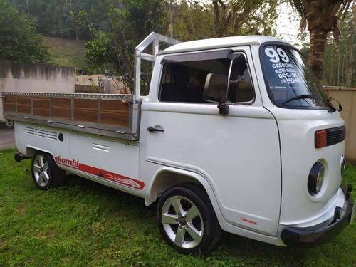 volkswagen kombi 1.6 2p gasolina 1999