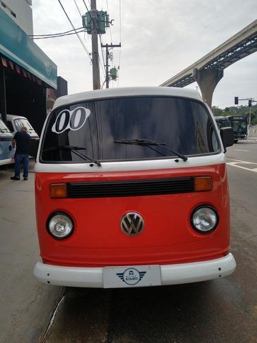 volkswagen kombi 1.6 3p gasolina 2000