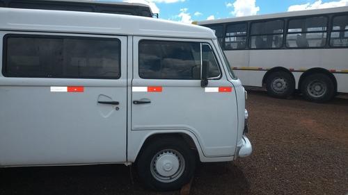 volkswagen kombi 1.6 escolar 3p gasolina 2004