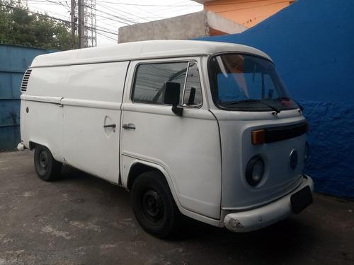 volkswagen kombi 1.6 furgão refrigerada 1999