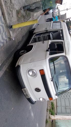volkswagen kombi 1.6 std 3p gasolina 2000