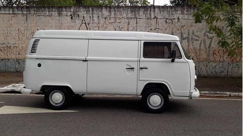 volkswagen kombi 1.6 std 3p gnv  / gasolina 2001