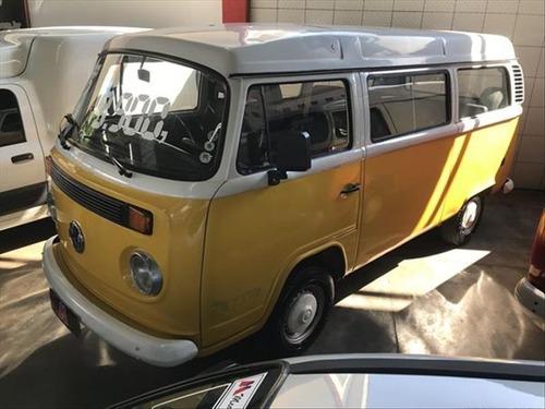 volkswagen kombi 1.6 std 8v