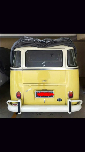 volkswagen kombi 1973 - luxo