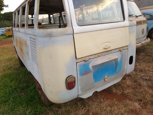 volkswagen kombi 1975 samba