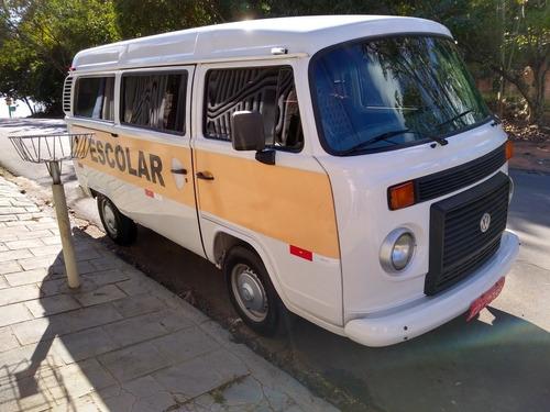 volkswagen kombi 2009 1.4 escolar total flex 3p