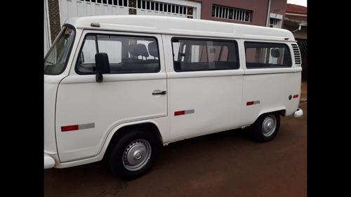 volkswagen kombi 2011 1.4 escolar total flex 3p