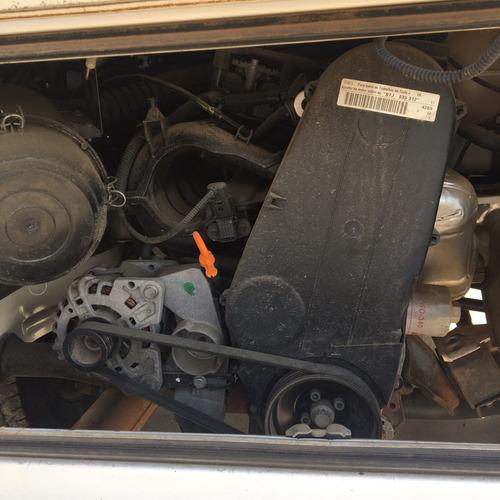 volkswagen kombi 2014 - sucata para retirar peças