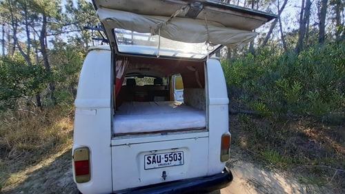 volkswagen kombi 91' motorhome