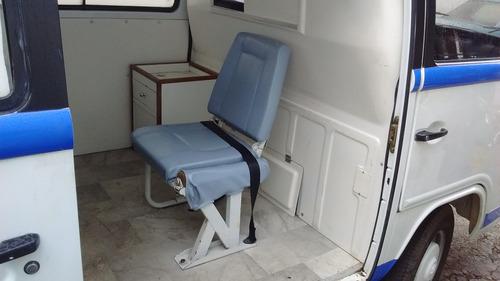 volkswagen kombi  ambulancia1.6 2p gasolina 2000 injetada