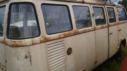 volkswagen kombi ano 95 funcionando para reformar