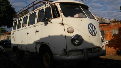 volkswagen kombi antiga corujinha para restaurar docks ok