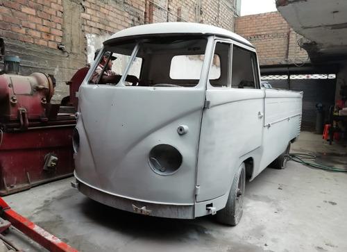 volkswagen kombi cabina simple