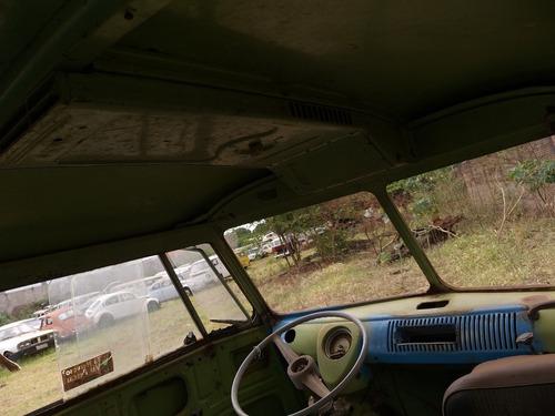volkswagen kombi cabine dupla  corujinha double cab vw bus