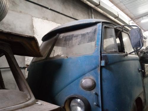 volkswagen kombi cabrita 1968