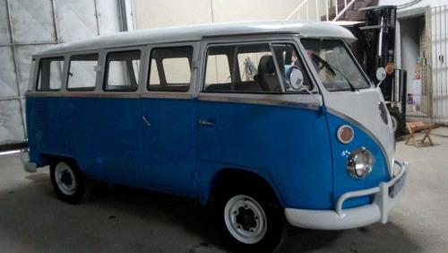 volkswagen kombi corujinha 69