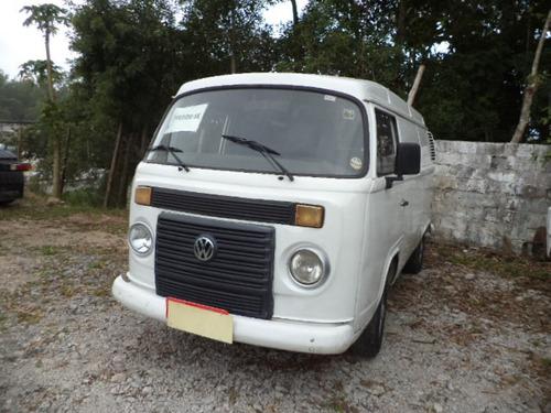 volkswagen kombi furgao 1.4 flex