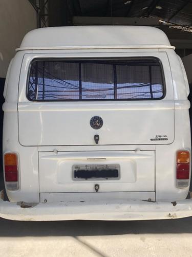 volkswagen kombi furgao 1.4 total flex 3p