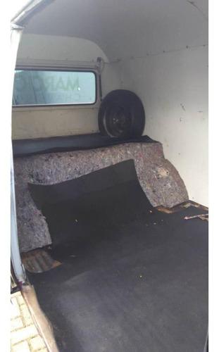 volkswagen kombi furgao 2007