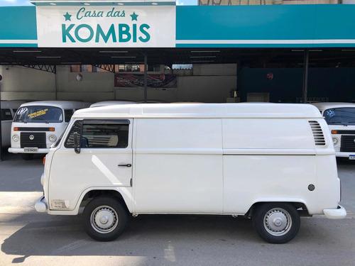 volkswagen kombi furgao 2009
