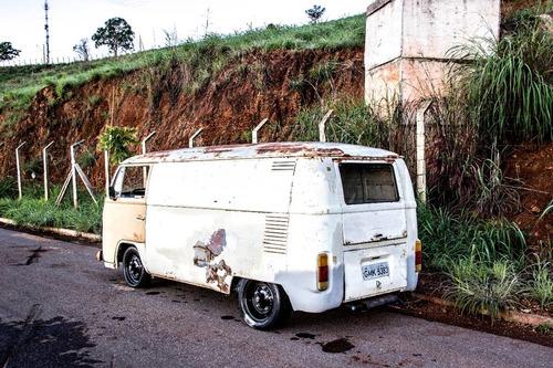 volkswagen kombi furgao diesel