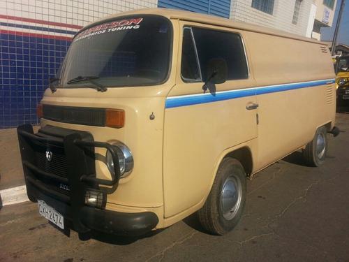 volkswagen kombi furgão diesel