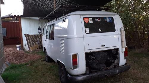 volkswagen kombi furgon