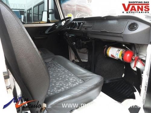 volkswagen kombi lotação 1.4 mi 2007/2007 branco