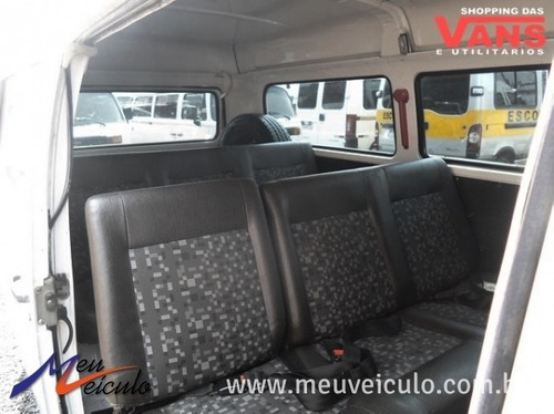 volkswagen kombi lotação 1.4 mi 2008/2009 branco