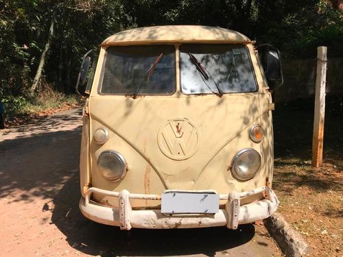 volkswagen kombi para restaurar