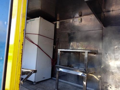 volkswagen kombi perua food truck