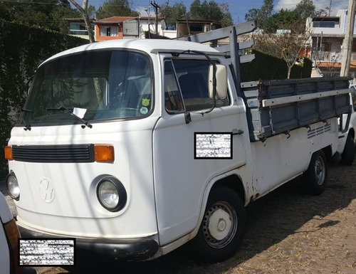 volkswagen kombi pick up 1.6