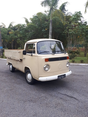 volkswagen kombi pick up