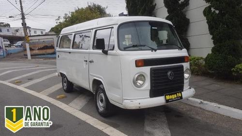 volkswagen kombi  standard 1.4 flex 2014 branco doc ok