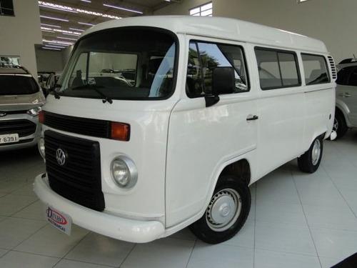 volkswagen kombi standard 1.4 mi 8v total flex, fnd8587