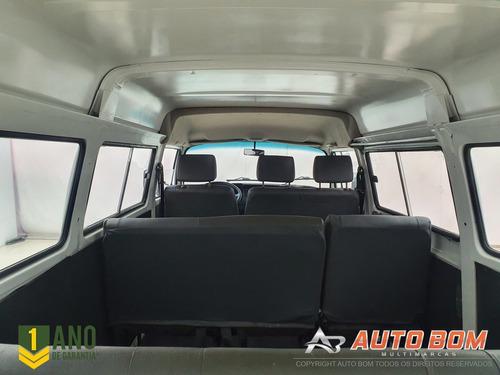volkswagen kombi standard 1.4 total flex 8v oportunidade