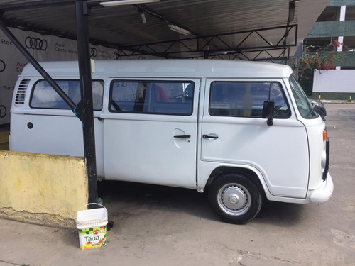 volkswagen kombi  standard 9 lugares 2014* r$ 34.000