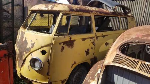 volkswagen kombi t1 furgon 1965