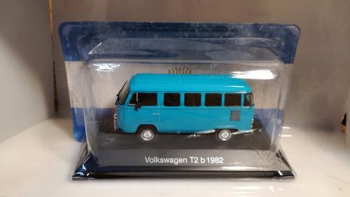 volkswagen kombi t2 b (1982) 1/43